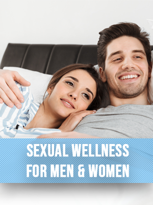 Sexual Wellness For Men & Women